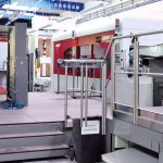 Ellert's cutting machinery consists of automatic Swiss BOBST machines.
