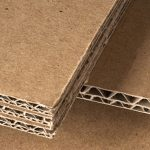 Solid boards: Corrugated board
